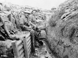 Trench-Warfare